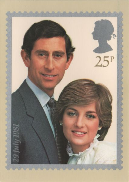Prince Charles and Diana