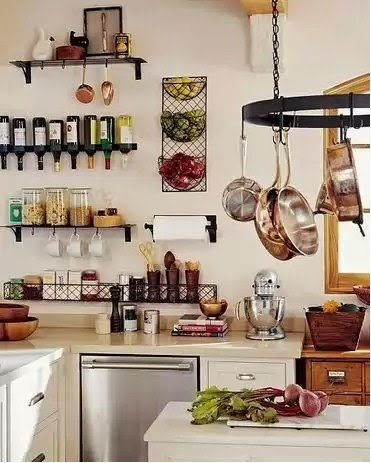 Kitchen wall decorating ideas to level up your kitchen for Kitchen wall decor ideas