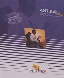 Le Référentiel Antibioville - Une aide à la prescription des antibiotiques