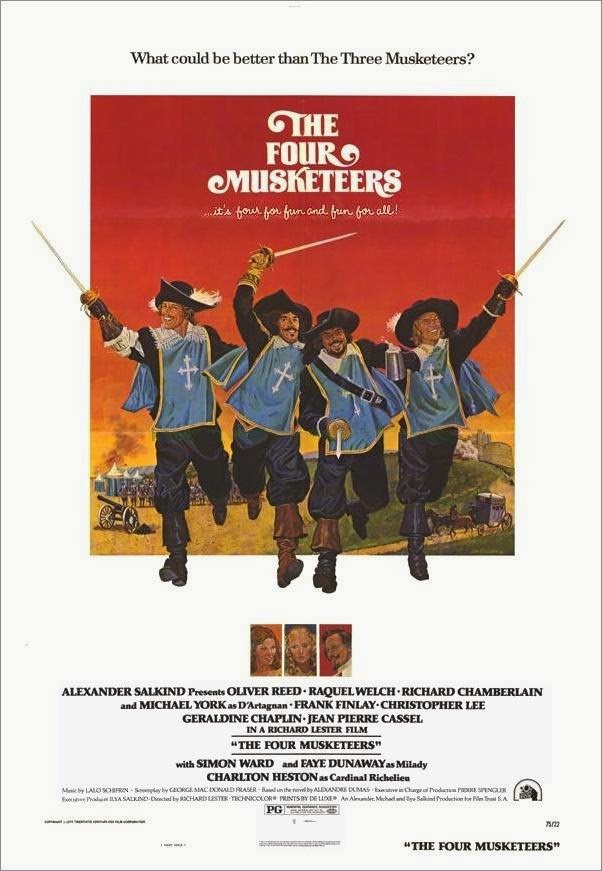 The Four Musketeers  1974  - BRrip   VOSEThe Four Musketeers 1974