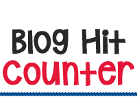 Blog Hit Counter