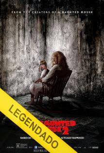 Inatividade Paranormal 2 – Legendado