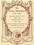 The Vintage Marketplace at the Oaks!