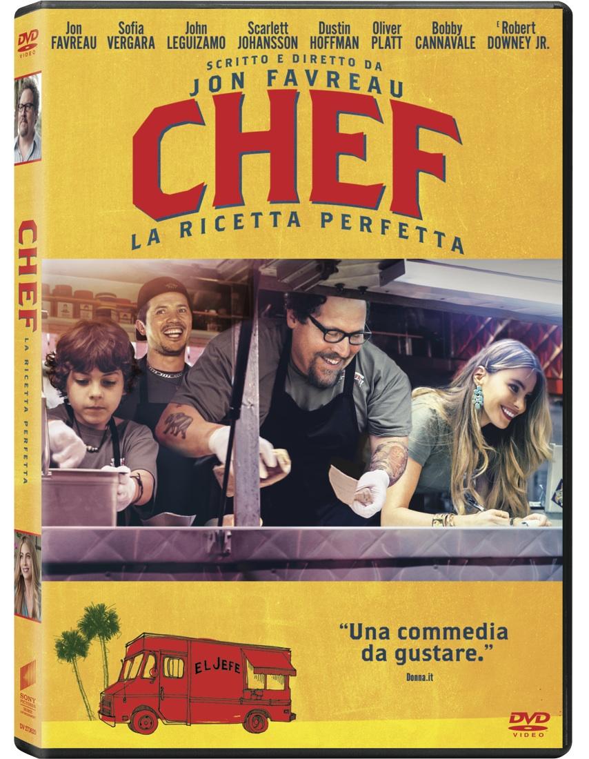 chef - la ricetta perfetta film