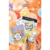 Sale-A-Bration Brochure by Stampin' Up!