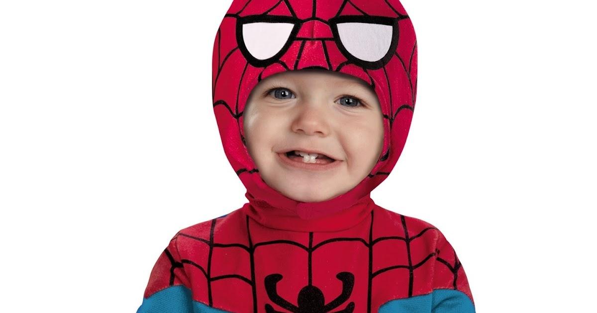 Baby Spiderman Wallpaper