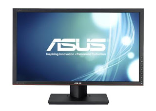 ASUS PA238Q IPS Monitor Fornt