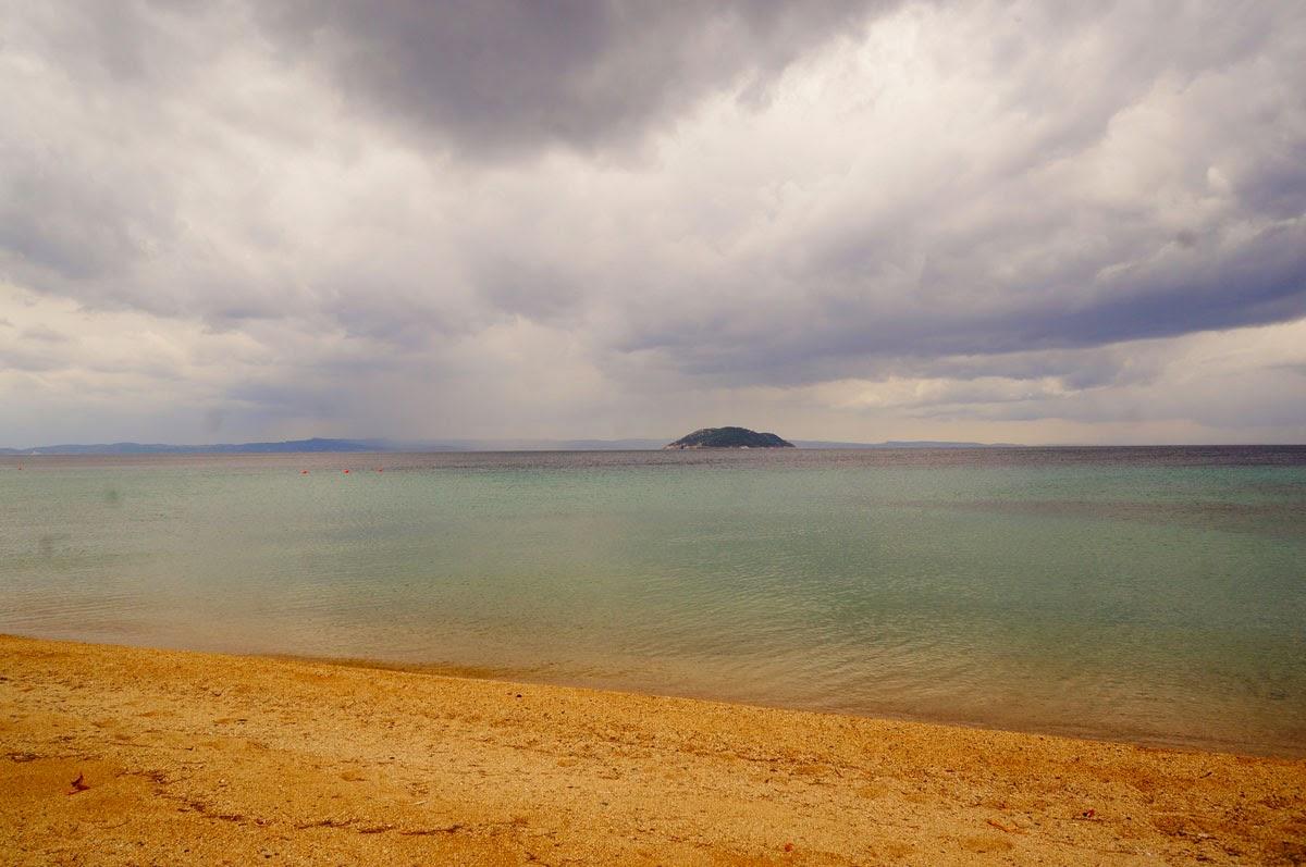 Черепаший-Остров-Греция