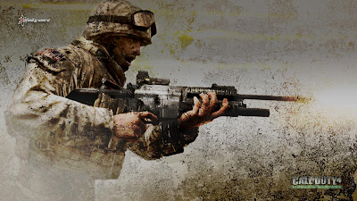 Call of Duty Game Desktop Backgrounds
