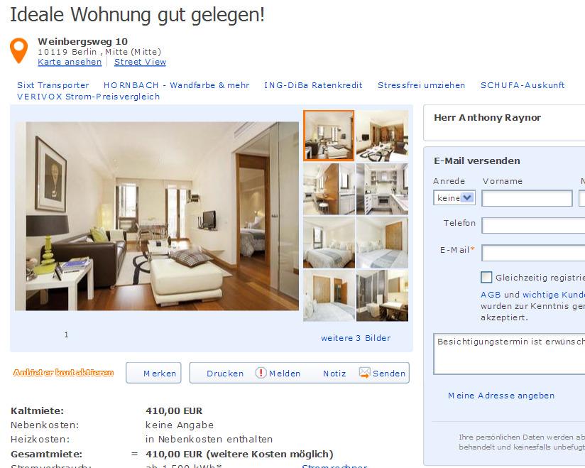 ideale wohnung gut gelegen informationen ber wohnungsbetrug. Black Bedroom Furniture Sets. Home Design Ideas