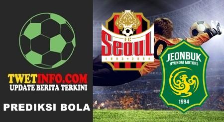 Prediksi Seoul vs Jeonbuk Motors