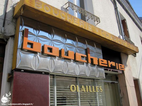 Château-Renault - Boucherie