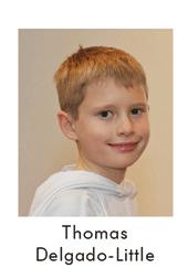 Thomas Delgado - Little.