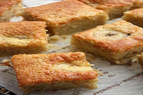 recette dessert rapide facile cake à la banane