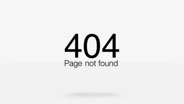 Cara Membuat Halaman 404 Error di Blog