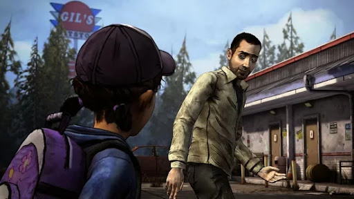The Walking Dead: Season Two v1.16 Apk Obb Android