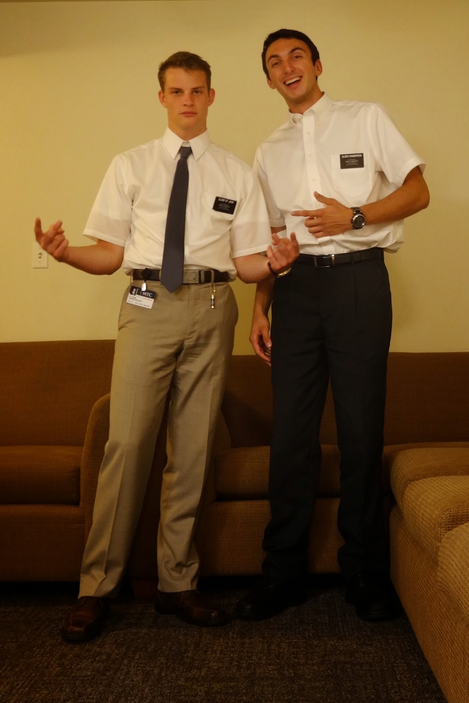 MTC Companion Elder Engberson