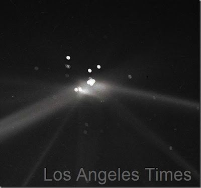 BATTLE OF LOS ANGELES : PERTEMPURAN MANUSIA VS UFO