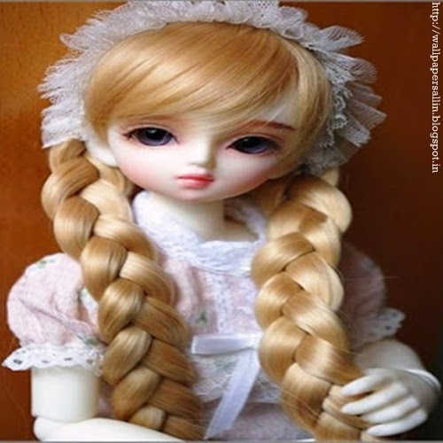 cute wallpapers of dolls