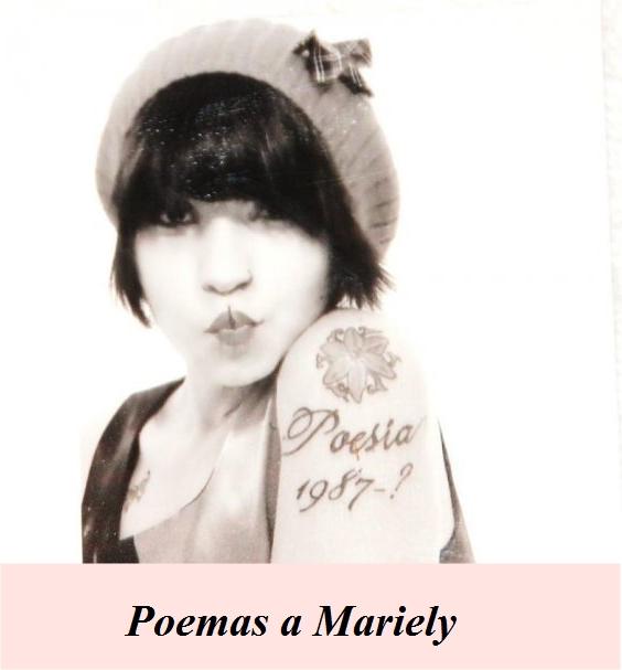 Poemas a Mariely