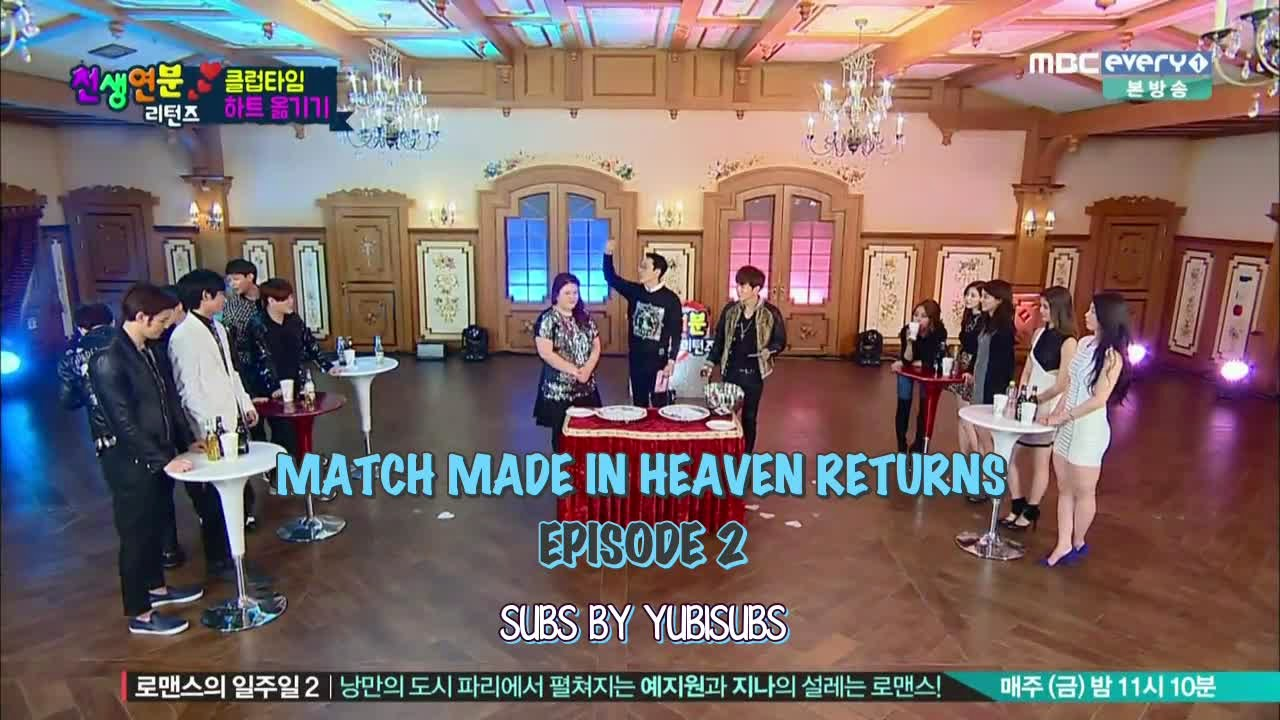 match made in heaven returns ep 4 eng sub