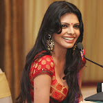 Sherlyn Chopra Hot At Playboy Cover Girl Press Meet