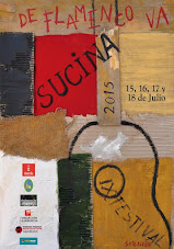 "9º  FESTIVAL de Jóvenes Flamencos  ""DE FLAMENCO VA"" SUCINA-MURCIA DEL 15 AL 18 DE JULIO 2015"