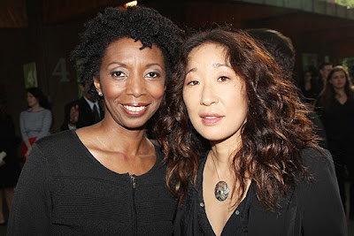 sandra oh celebrates 50 years of shakespeare in the park in new york