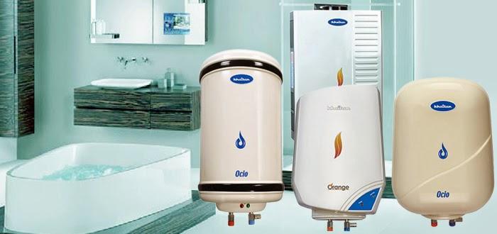 Buying the best Khaitan hot water heaters online, India - Pumpkart.com