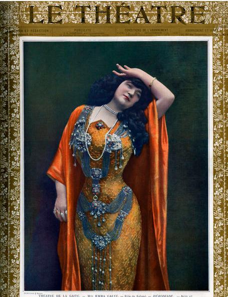salome vintage actress