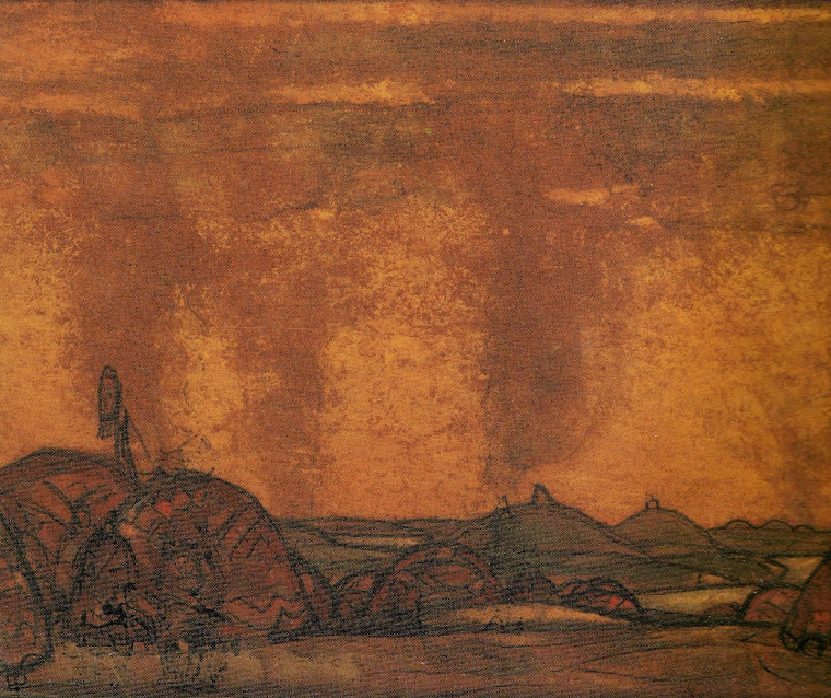 ROERICH.  Nicolai (Nicolai Konstantinovich Roerich,1874-1947).