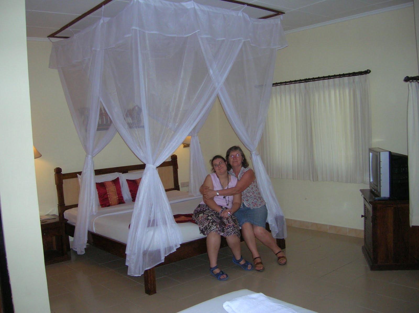 Habitación Hotel Aneka Lovina, Isla de Bali,Indonesia, vuelta al mundo, round the world, La vuelta al mundo de Asun y Ricardo