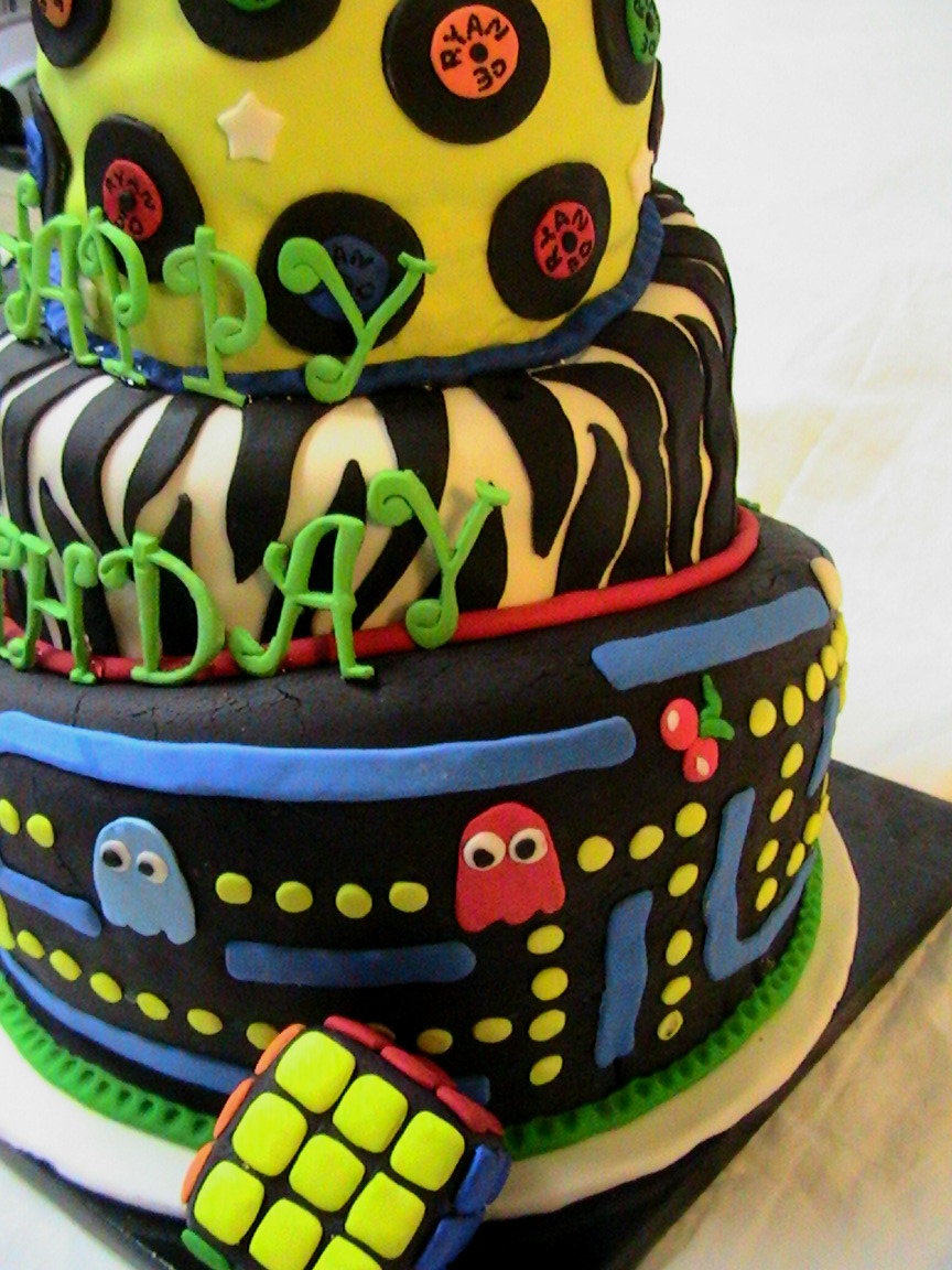 Edible Art Cake Recipe : Heather s cakes: edible art