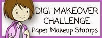 The Paper Makeup Stamps