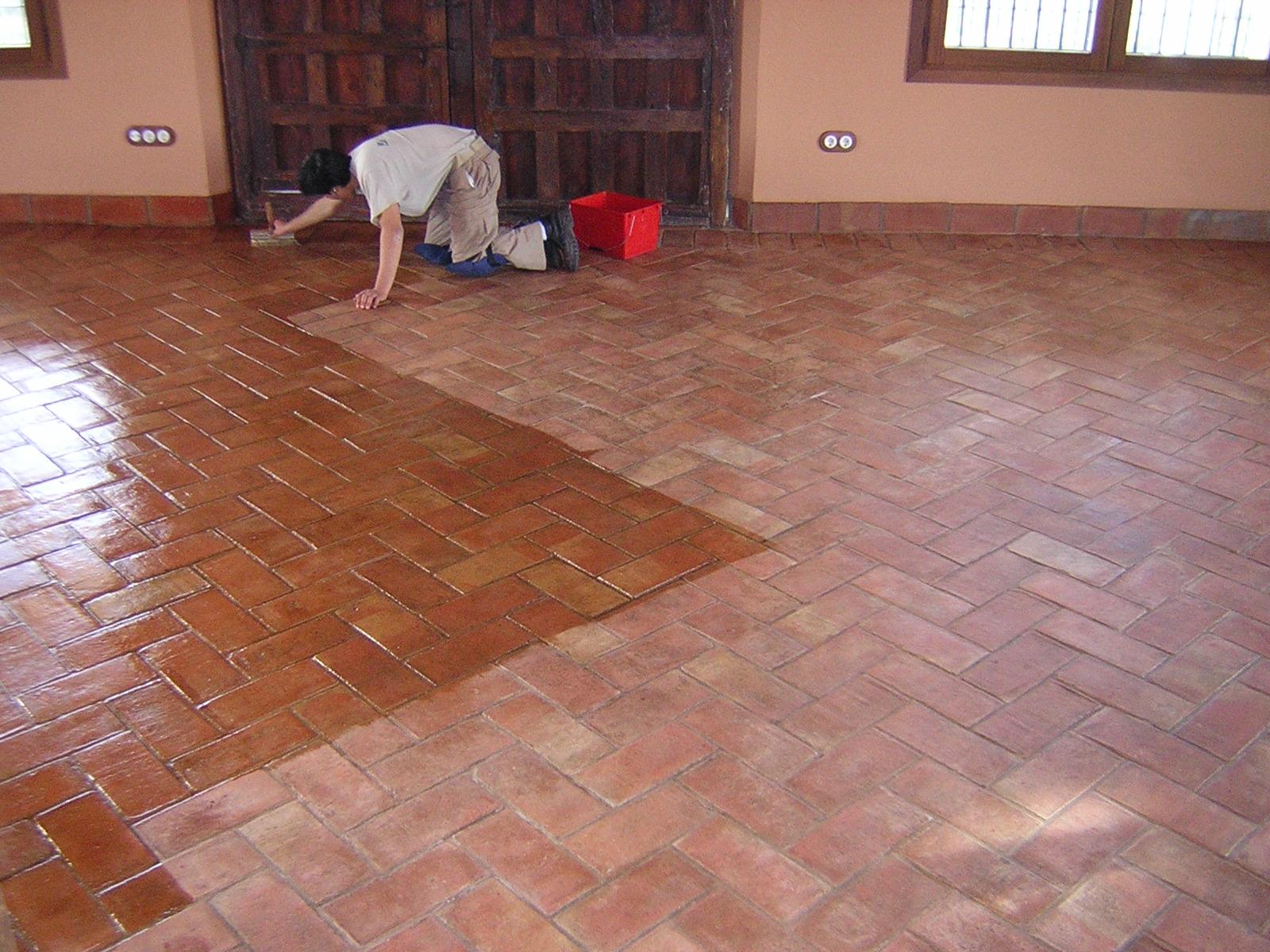 Limpiar y tratar suelos de barro c mo limpiar y tratar - Como limpiar suelos de barro ...