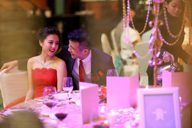 Testimonials Oriental Themed Wedding at Shangri La Hotel Singapore Island Ballroom