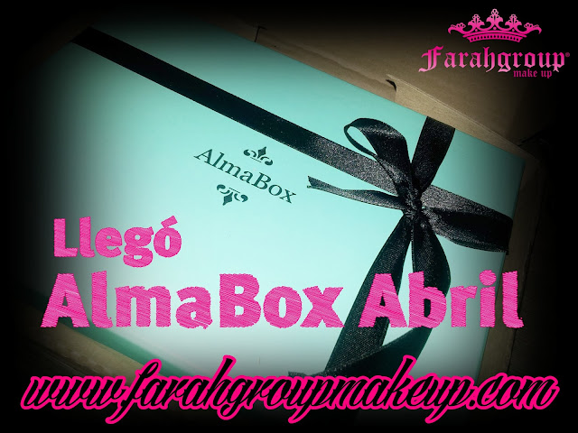 review, almabox, abril