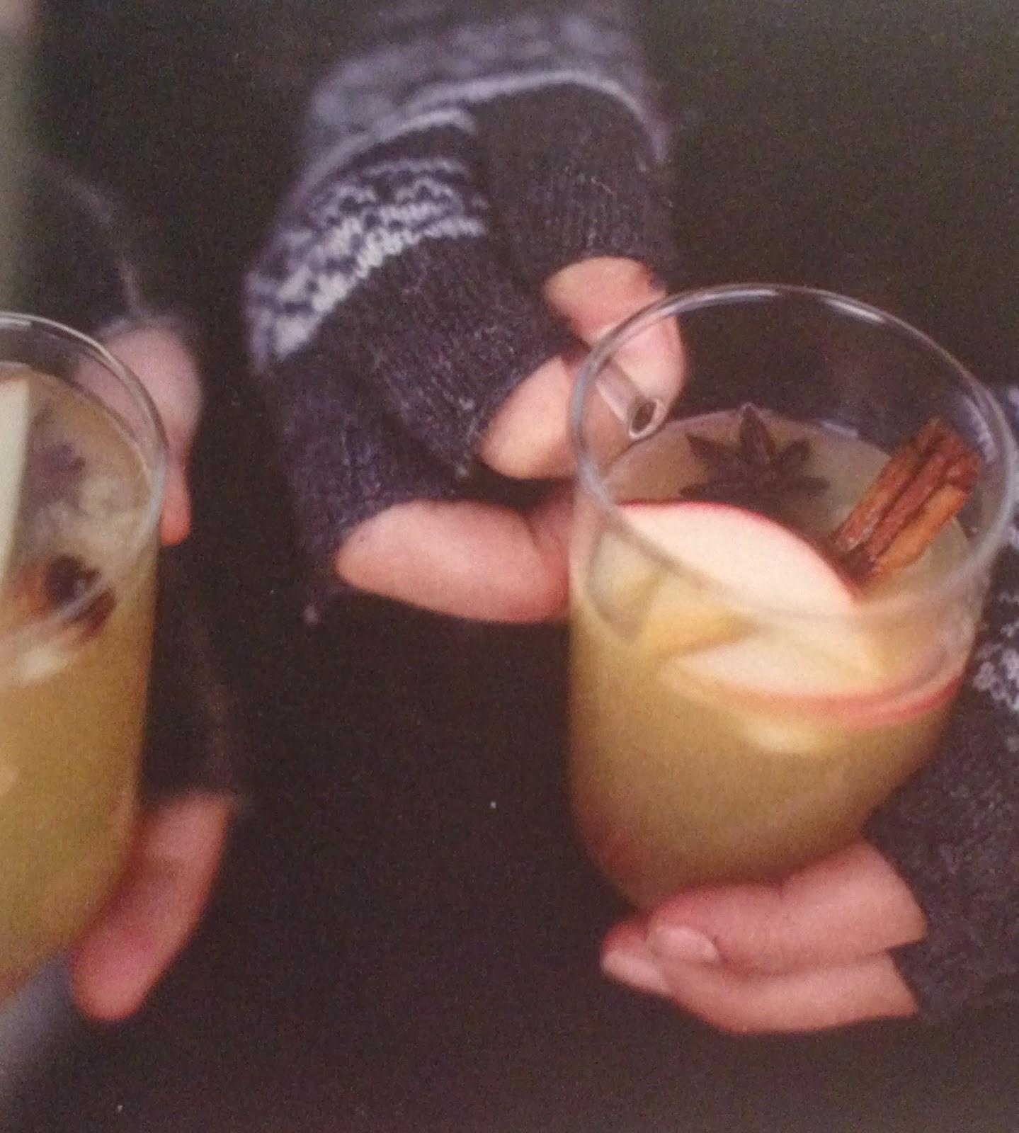 Le blog pour mes copines boissons chaudes pour l 39 automne - Quantite boisson par personne ...