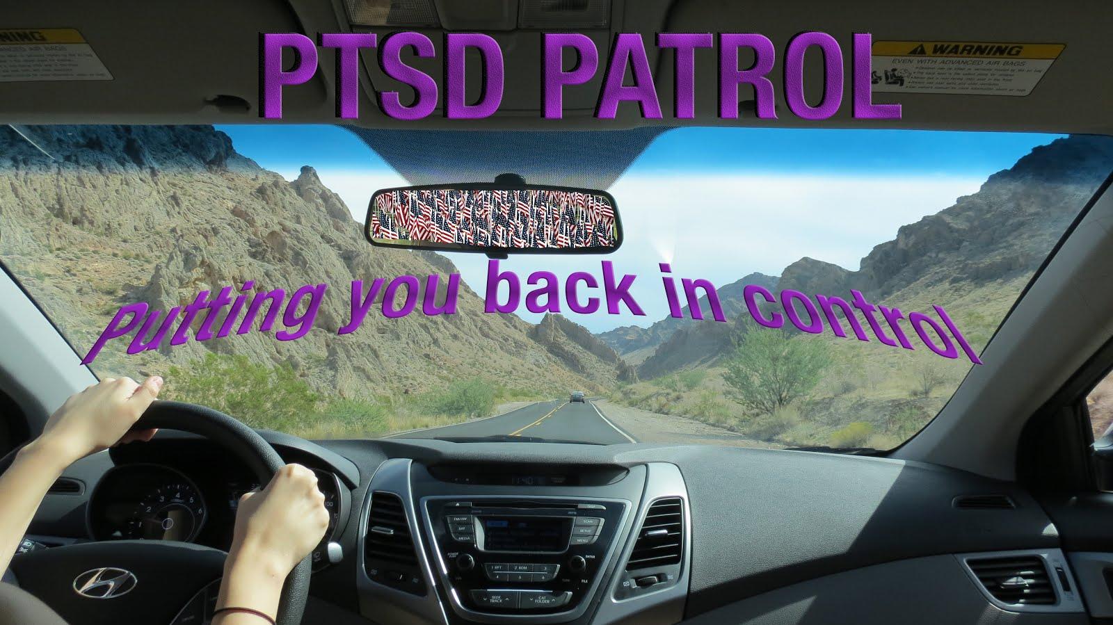 PTSD Patrol Facebook