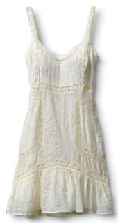 Cotton Smocked Tube Dress