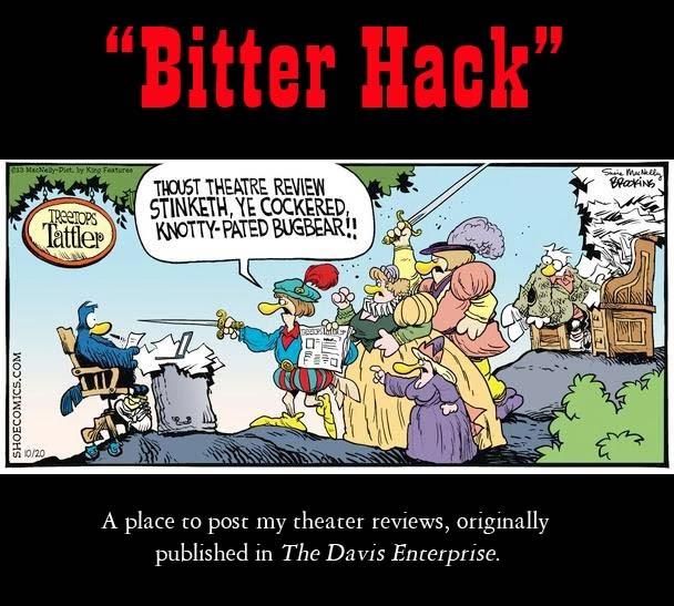 """Bitter Hack"""