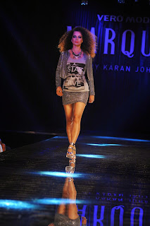 Kangana Ranaut Walks the Ramp at VERO MODA Marquee Collection Mumbai