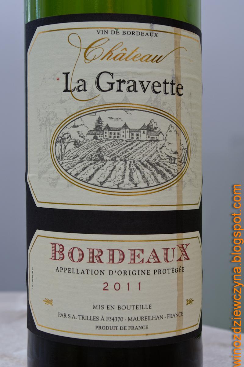 wino wytrawne Francja