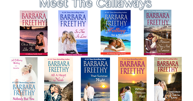 All Book Series by Barbara Freethy - Goodreads