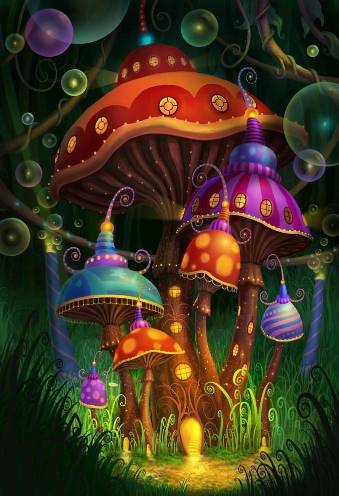 magic mushrooms - photo #42