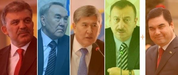 Впервые  Туркменистан присоединится к саммиту на самом высшем уровне...