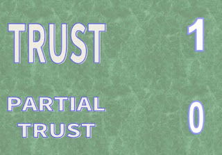 Trust is Binary