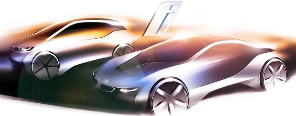 """""""i"""", la nueva marca de BMW"""