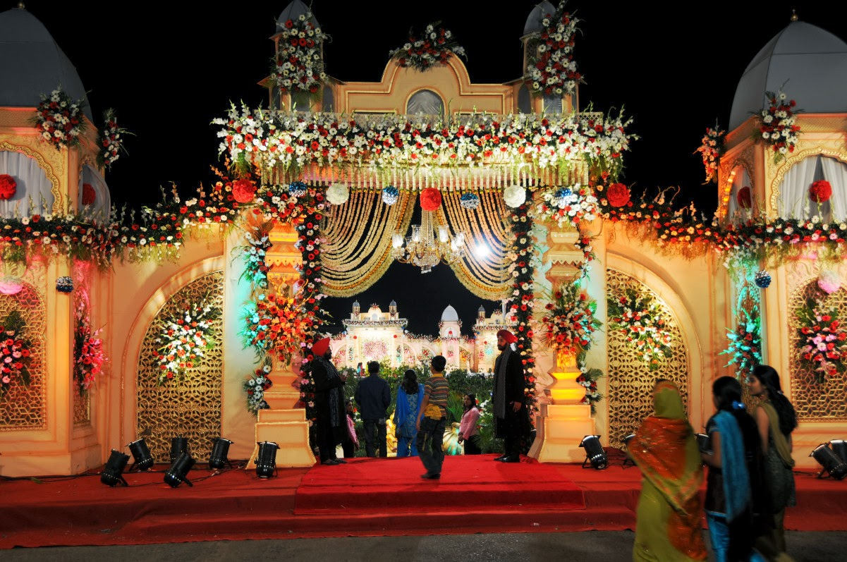 Wedding Decoration in Delhi