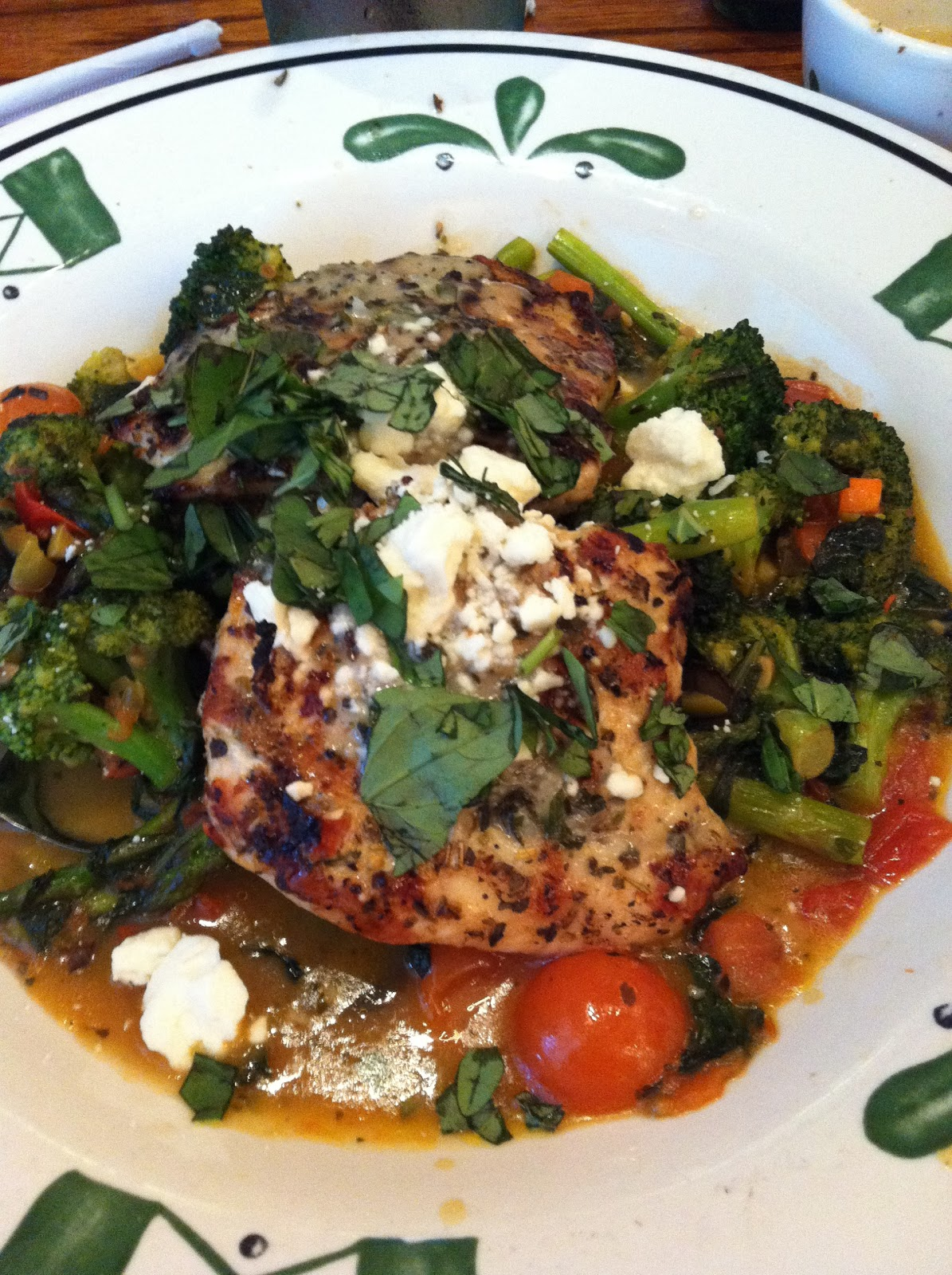 Olive Garden Copycat Recipes: Mediterranean Grilled Chicken